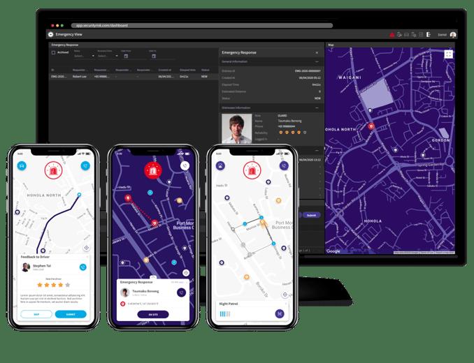 Security-Risk-SRM-platform