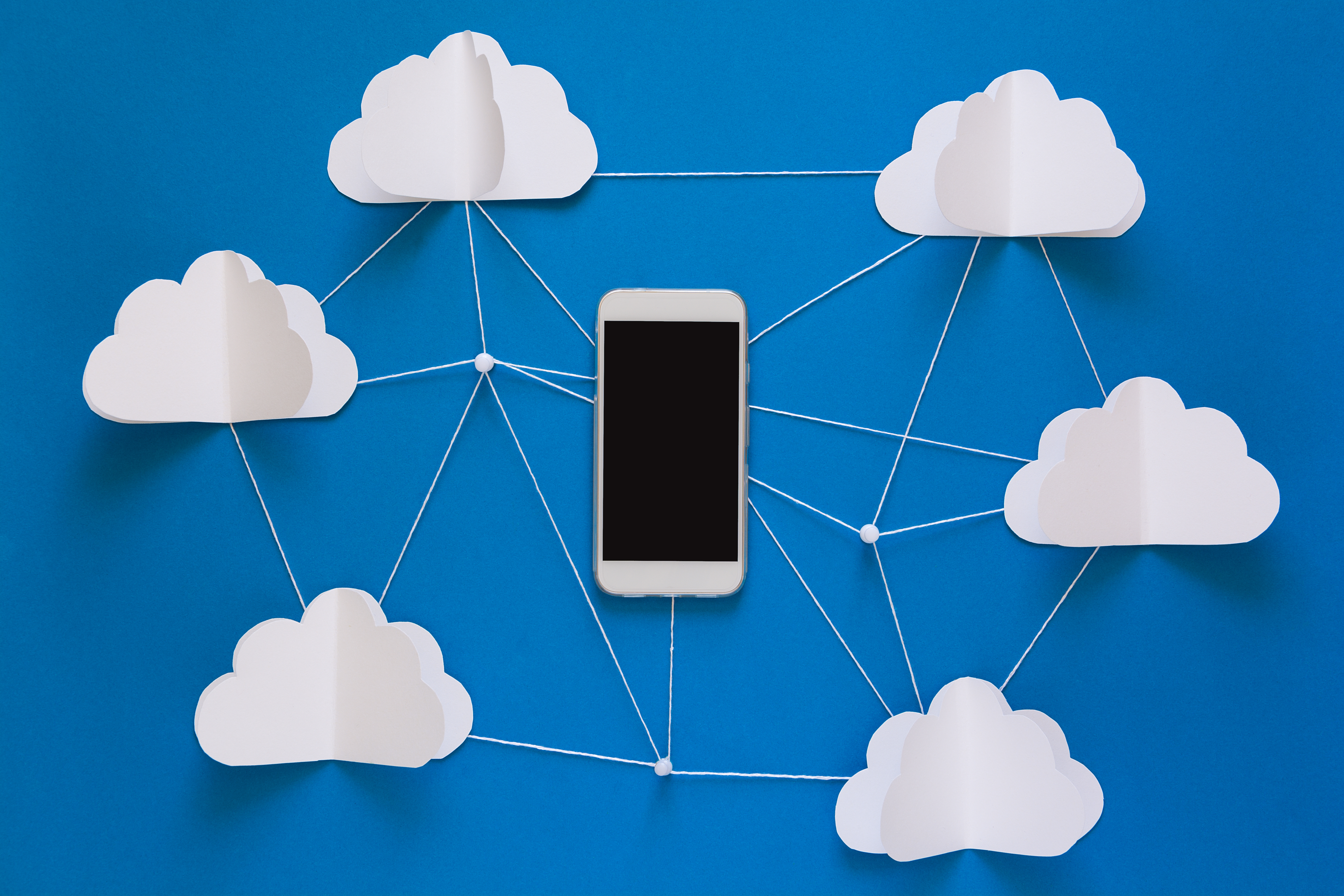 network-connection-and-cloud-storage-technology-co-security-risk