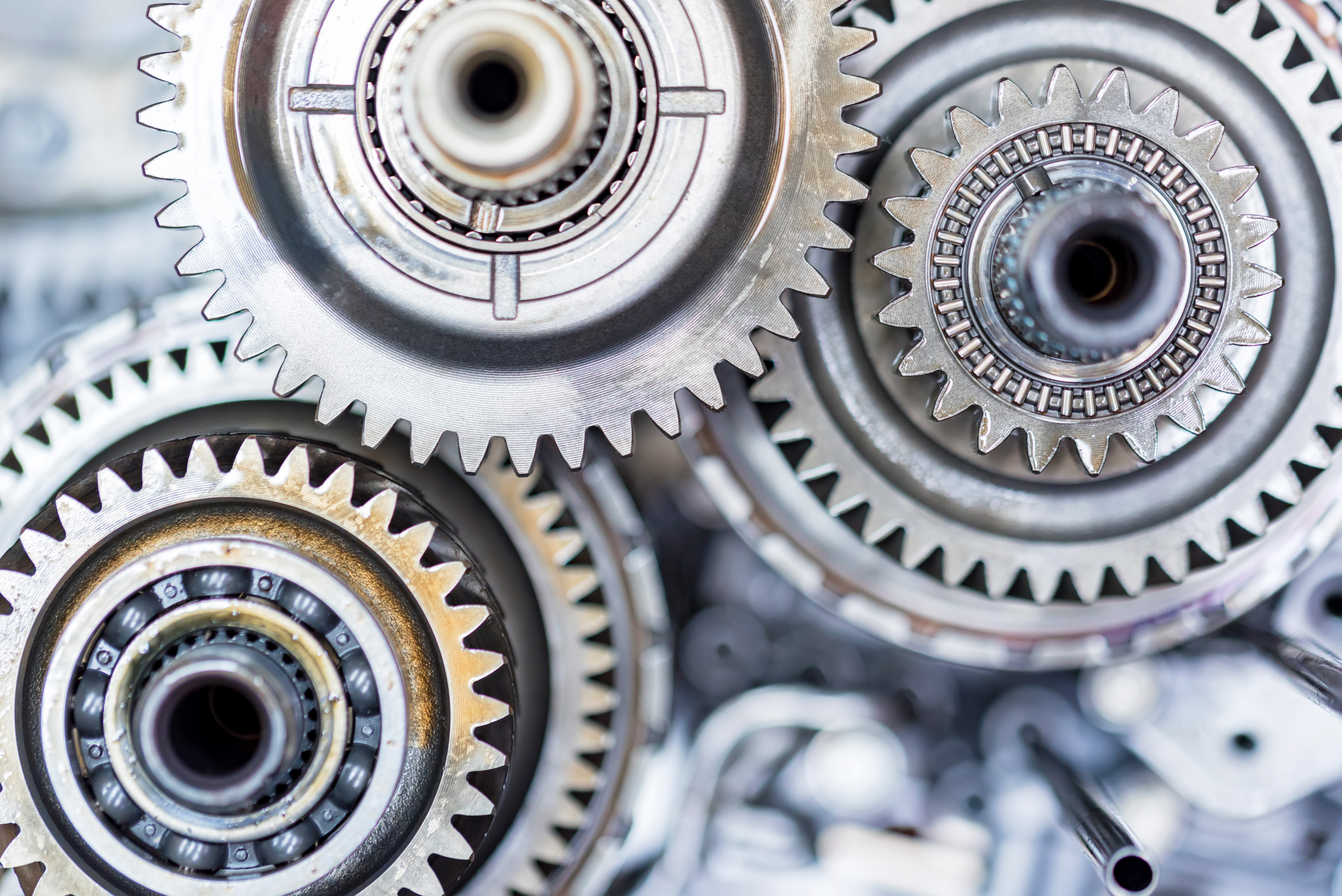 security-risk-physical-security-close-up-helical-gears-in-car-automatic-transmissi-
